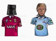 In the Salary Cap of Sporting Emotion, Queensland are Rampant Cheats