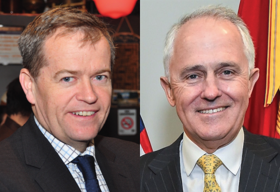 TPA's Election Analysis: Week One – The Leaders