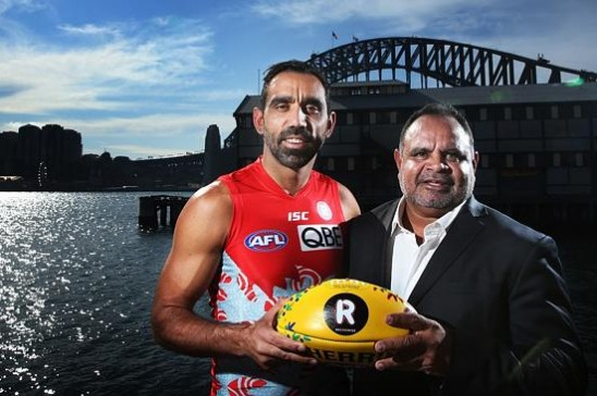 Seriously, Why Do People Boo Adam Goodes?