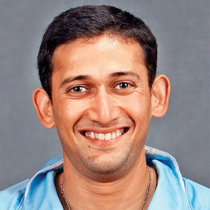 Didn't everyone have an Ajit Agarkar poster on their wall growing up?